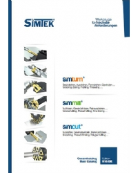 SIMTEK Main Catalogue