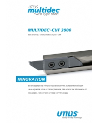 Utilis, Multidec-Cut 3000 GS