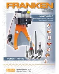 Clamping System PGR