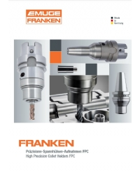 High Precision Collet Holders FPC