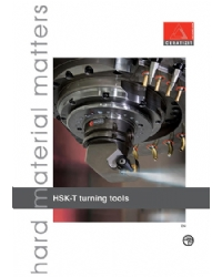 HSK-T turning tools